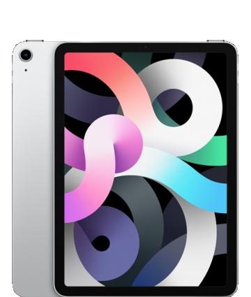 AppleSoftBank 【SIMロックあり】 iPad Air(第4世代/2020) Cellular 64GB シルバー MYGX2J/A