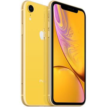 AppleSoftBank 【SIMロックあり】 iPhone XR 128GB イエロー MH7W3J/A(後期パッケージ)