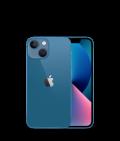 AppleiPhone 13 mini 128GB ブルー (国内版SIMロックフリー) MLJH3J/A