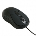 AOTECHAOK-MOUSE-BK USB接続光学式マウス ノーマルマウス ブラック