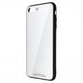 LibraTPUGC8P-WH iPhone8Plus ガラスケース ホワイト