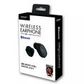 HIDISCHDBT33BK バッテリー内蔵ケース付き Bluetoothワイヤレスイヤフォン