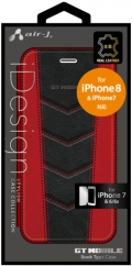 air-JAC-P7-GT4 GT MOBILE 手帳型ケース iPhone8/7/6s/6用