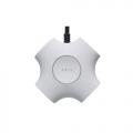 ARCHISSTRIX White デザインタップ USB2Port 出力2.1A + AC3口