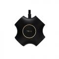 ARCHISSTRIX Black デザインタップ USB2Port 出力2.1A + AC3口
