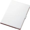 ELECOMTB-A17360WH iPad Pro 10.5 (2017)用ソフトレザーカバー(360度回転) ホワイト