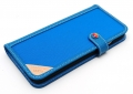 LIM'S DESIGN LE-IP6CDBL iPhone 6s/6用ケース INNOVATIVE MATERIAL EDITION Blue