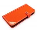 LIM'S DESIGNLE-IP6CDOR iPhone 6s/6用ケース INNOVATIVE MATERIAL EDITION Orange