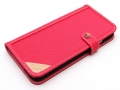 LIM'S DESIGNLE-IP6CDPK iPhone 6s/6用ケース INNOVATIVE MATERIAL EDITION Pink