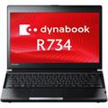 TOSHIBA dynabook R734/K Core i5 4300M/4GB/320GB/13.3 1366x768/無線LAN/Win10P64