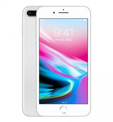 Apple【整備済製品】iPhone 8 Plus 256GB シルバー (国内版SIMロックフリー) NQ9P2J/A