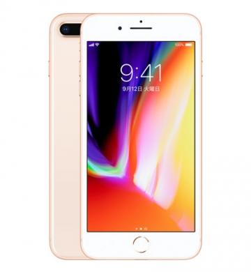 Apple【整備済製品】iPhone 8 Plus 64GB ゴールド (国内版SIMロックフリー) NQ9M2J/A